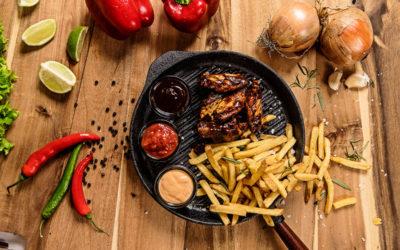 LightFry Energizes Healthy Menus by Maximizing Taste Profile